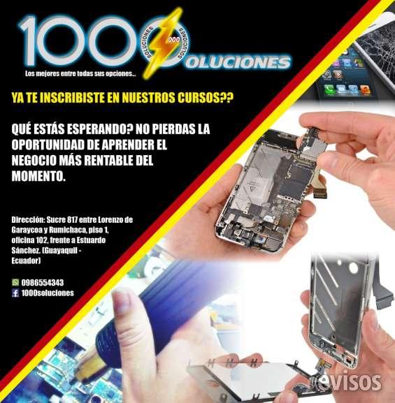 Cursos de reparación de celulares smartphones