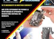 1000Soluciones CURSOS REPARACIÓN SMARTPHONES