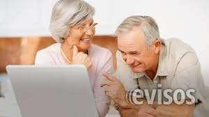 Tienes mas de 40... pero no has podido aprender a usar el internet o la computadora???