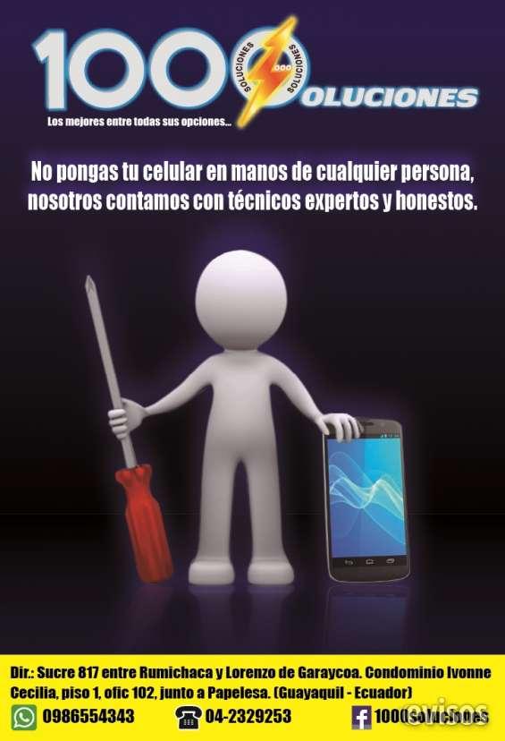 Talleres smartphones soluciones celulares cursos