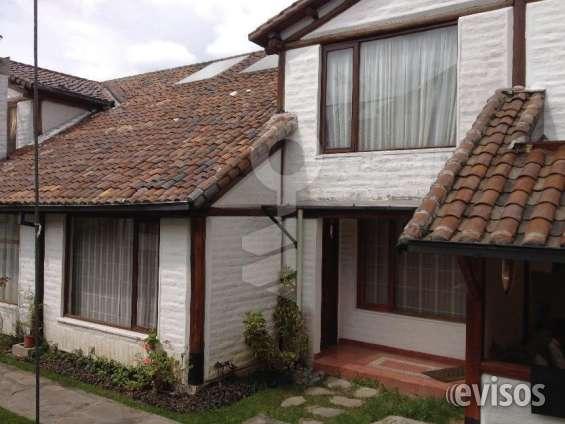 Sangolquí casa en alquiler terracota