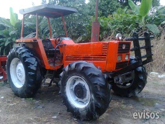 Vendo tractor fiatagri ideal para todo trabajo agrícola.