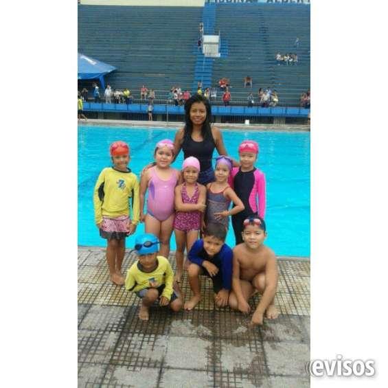 Profesora de natacion