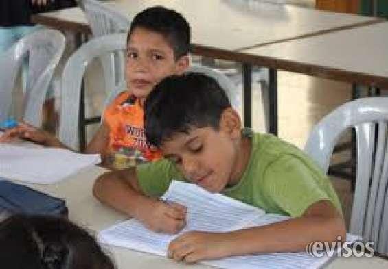 Apoyo pedagogico para niños de educacion basica