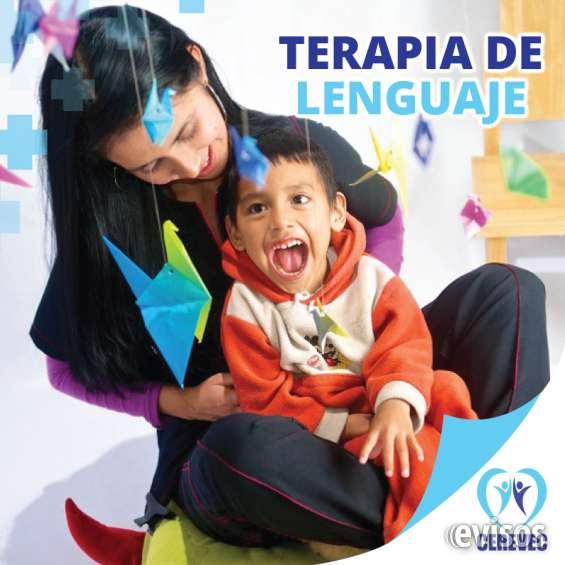 Terapia del lenguaje - terapia de voz
