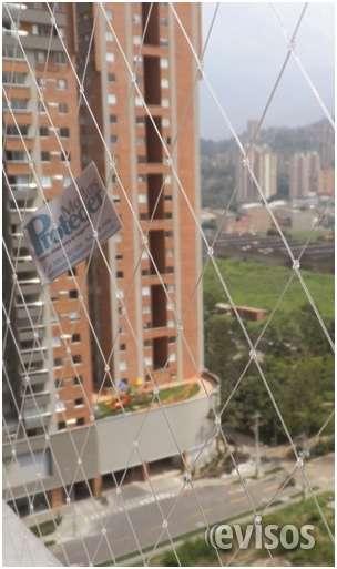 Mallas de protección y seguridad para balcones, ventas, terrazas