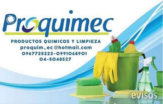Proquimec productos quimicos en guayaquil