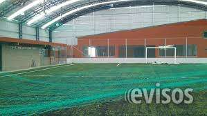 Redes y mallas con servicios de instalación para canchas y balcones