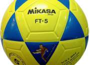 BALONES DE FUTBOL MIKASA FT5 A PRECIOS DE IMPORTADORES