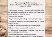 Clases privadas y Cursos de Inglés, Alemán y Español para extranjeros.0984362342