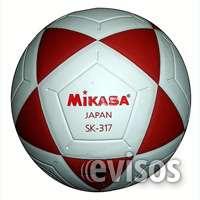 Balones mikasa sk317 indorfutbol