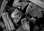 De madera y carbón vegetal mangroove en venta