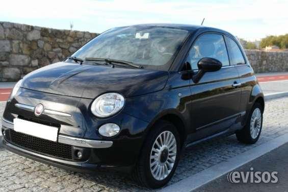 Fiat 500 lounge 1500 dólar
