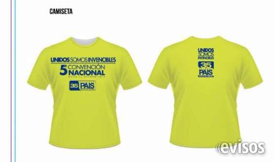 af959116c4560 Camisetas publicitarias para campaña política en Quito - Ropa y calzado
