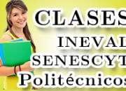 CURSOS PARA EXAMEN SER BACHILLER, INGRESO SEGURO. PROFESORES POLITECNICOS