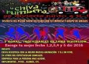 VIVE LAS FIESTAS DE QUITO 2016 CON LA CHIVA RUMBERA