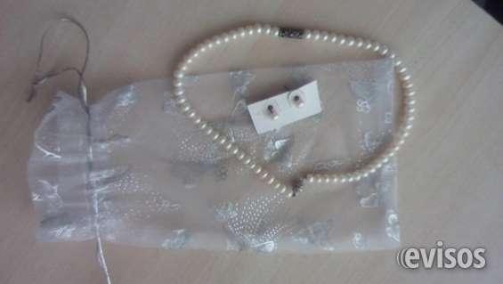 277fea0a3a9c Venta de collar de perlas reales en Quito - Joyas