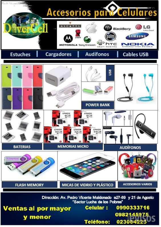 7da70b0b9940 Venta a por mayor y menor de accesorios para celular y compiutadora no  olvides de contactarnos