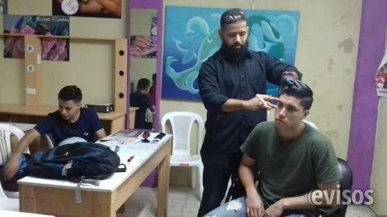 Curso de barberia y cortes urbanos