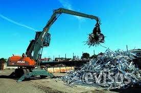 Compramos chatarra metálica, informática, industrial, cables, bronce,aluminio, 0999039111