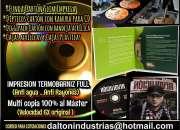 CD Impresos  e Impresion termicobarniz