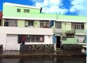 Casa rentera en el sector de San Carlos
