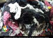 Waipe de punto- colores. waipes ecuador