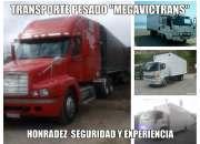 Camiones de alquiler para eventos a nivel nacional