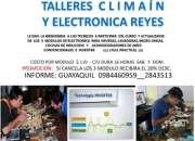 CURSO  3  MODULOS DE ELECTRONICA   COCINAS DE INDUCCION  Y  ACONDICIONADORES DE AIRES  C