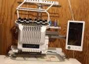 En venta: brother pr1000e máquina de bordar