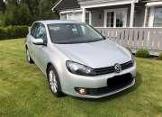 Volkswagen golf 1.6 tdi 2012