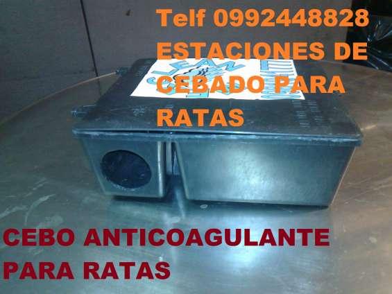 Cajas para ratas y ratones telf 0983439614