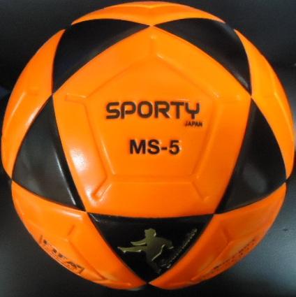 Balones futbol sporty numero 5 calidad triple aaa