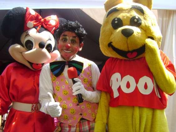 Animadores para fiestas enfantiles en guayaquil