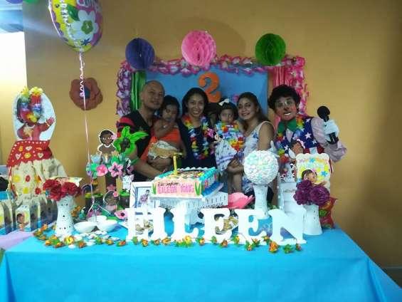 Fotos de Fiestas infantiles en guayaquil con el payasito loquillo 13