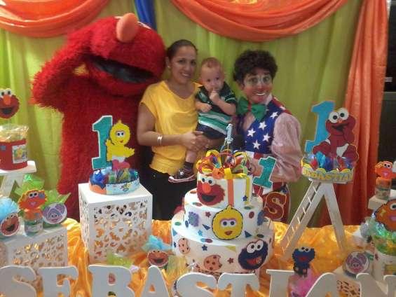 Fotos de Fiestas infantiles en guayaquil con el payasito loquillo 11