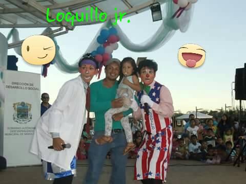 Fotos de Fiestas infantiles en guayaquil con el payasito loquillo 7