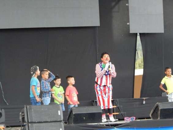 Fotos de Fiestas infantiles en guayaquil con el payasito loquillo 9