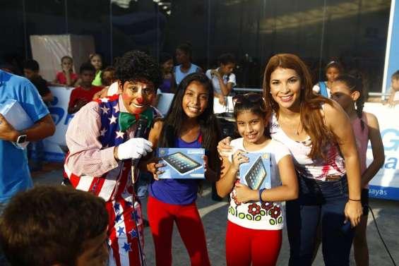 Fotos de Fiestas infantiles en guayaquil con el payasito loquillo 8
