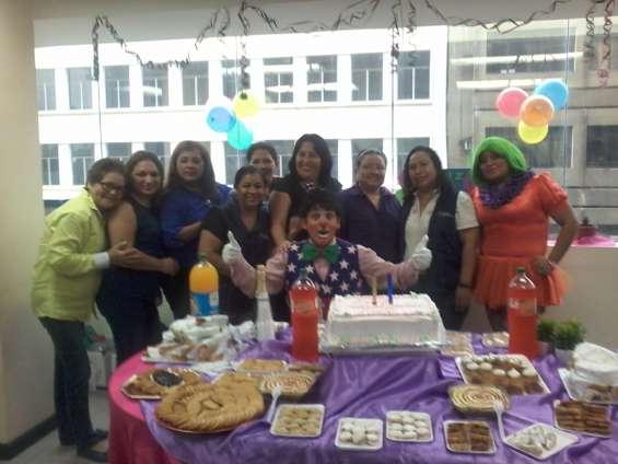 Fotos de Fiestas infantiles en guayaquil con el payasito loquillo 17