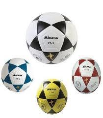 Balones de fútbol mikasa clásicos 022526826