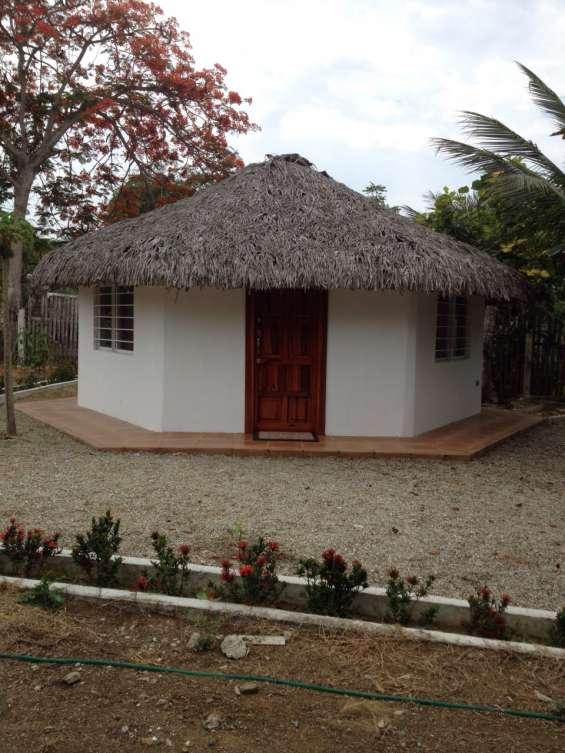 Es parte de la propiedad la cabaña suite independiente