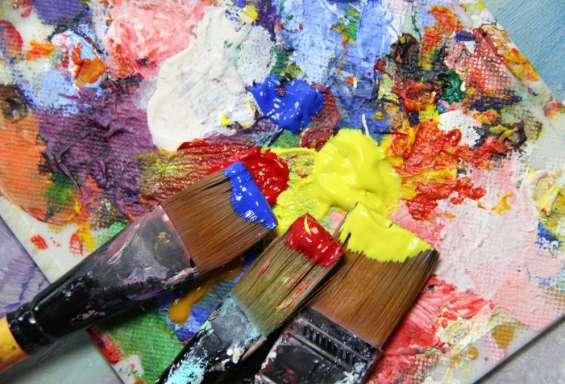 Clases de pintura a domicilio
