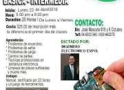 CURSO INTERMEDIA_BÁSICA PROFESIONAL