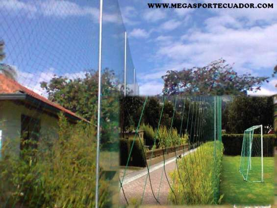 Fotos de Malla para canchas 022526826 1