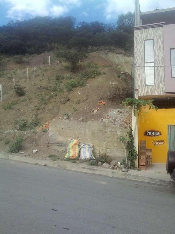 """Vendo lote en el valle de catamayo """"centro"""""""
