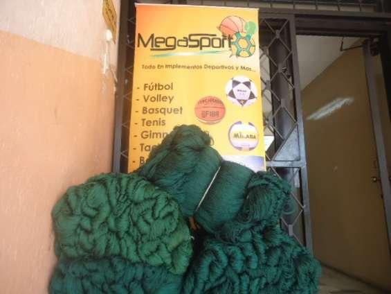 007b411da4d48 Mallas de nylon importadora megasport 022526826 en Mocache ...