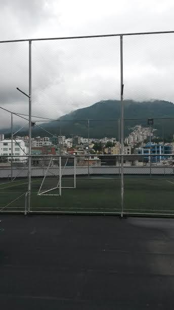 Mallas para cerramiento de áreas deportiva