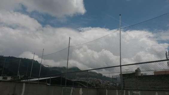 Fotos de Redes y mallas para canchas de fútbol en todas las 1