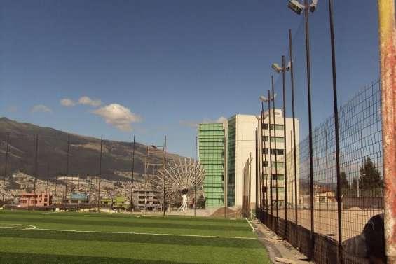 Fotos de Redes y mallas para canchas de fútbol en todas las 3